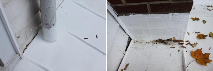 2 roof repairs